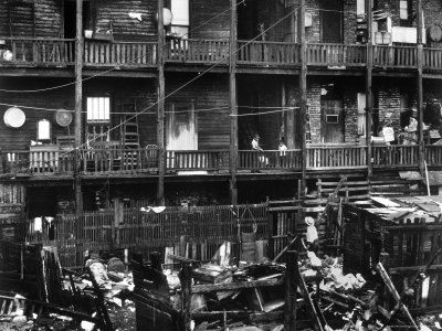 Workers Housing In The 19th Century The Charnel House South