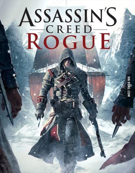The New Assassins Creed Rogue Assassins New Creeper Story Idea