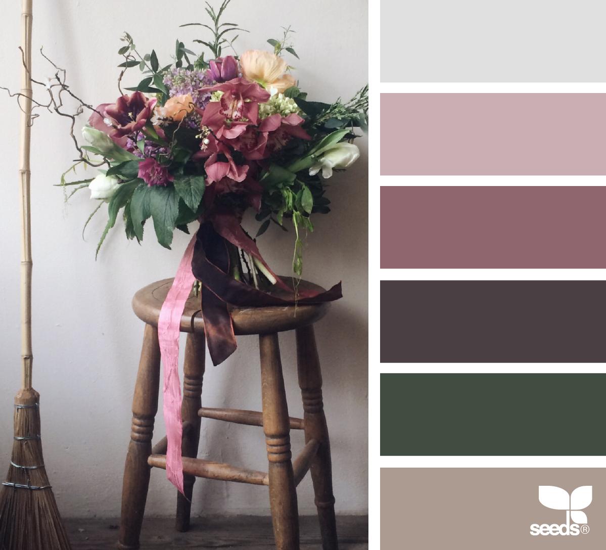 Accented Neutral Color Scheme Bedroom: Seeds Color, Design Seeds Color Palette