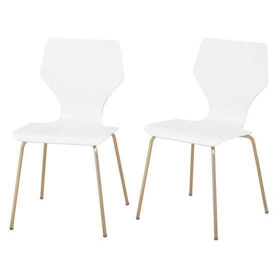 angelo:HOME Enna Dining Chair - Set of 2 (With images ...