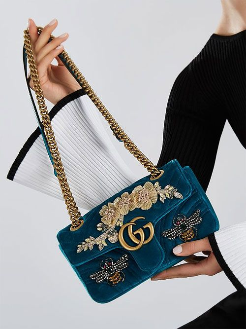 440c597b5d7d These Are the PERFECT Gucci Bags to Wear in Fall | Bags | Gucci ...