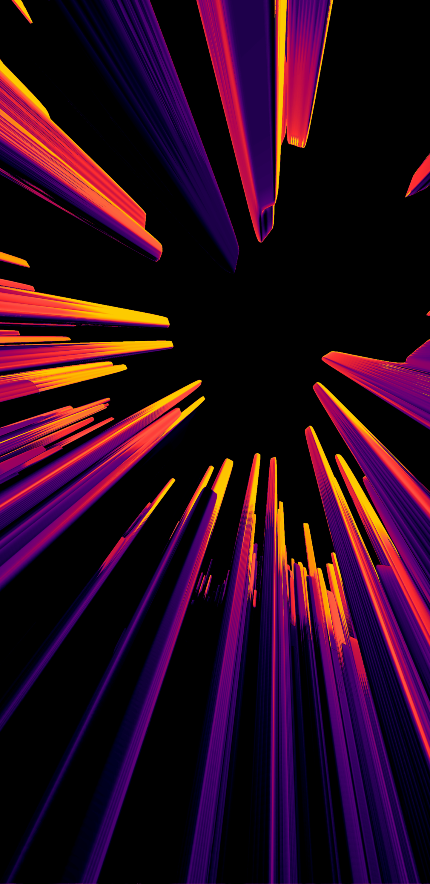 Lightspeed 1440x2960 Colorful Wallpaper 3d Wallpaper Galaxy Wallpaper
