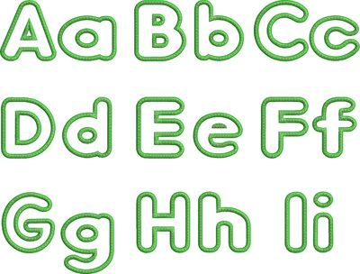 Free applique fonts kid stuff pinterest alphabet templates free applique fonts applique lettersapplique templatesletter spiritdancerdesigns Choice Image