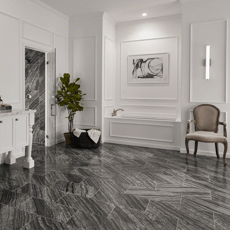 Tile flooring is a permanent fixture, and it demands a top ...