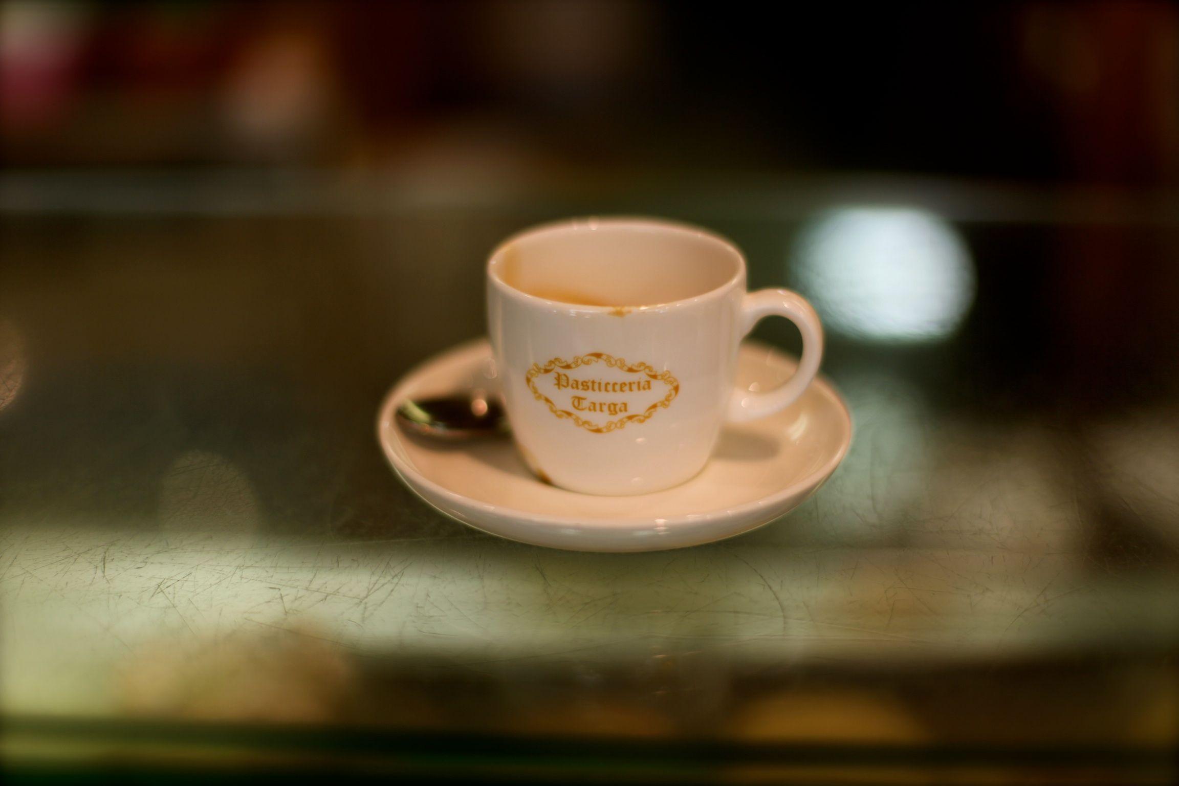 An Espresso, Venice, Italy