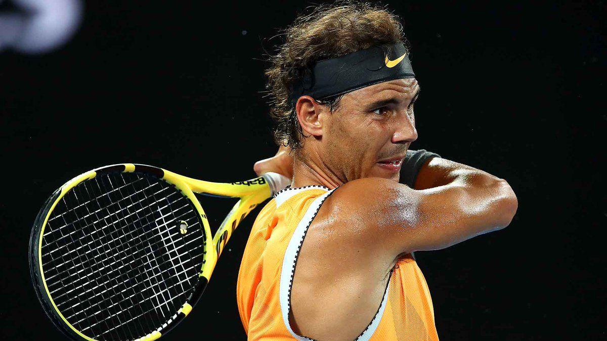 Vamos Nadal Rafa. 2019 babolat pure aero tennis racket