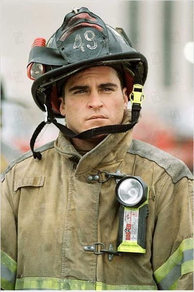 "Joaquin Phoenix in ""Ladder 49"""