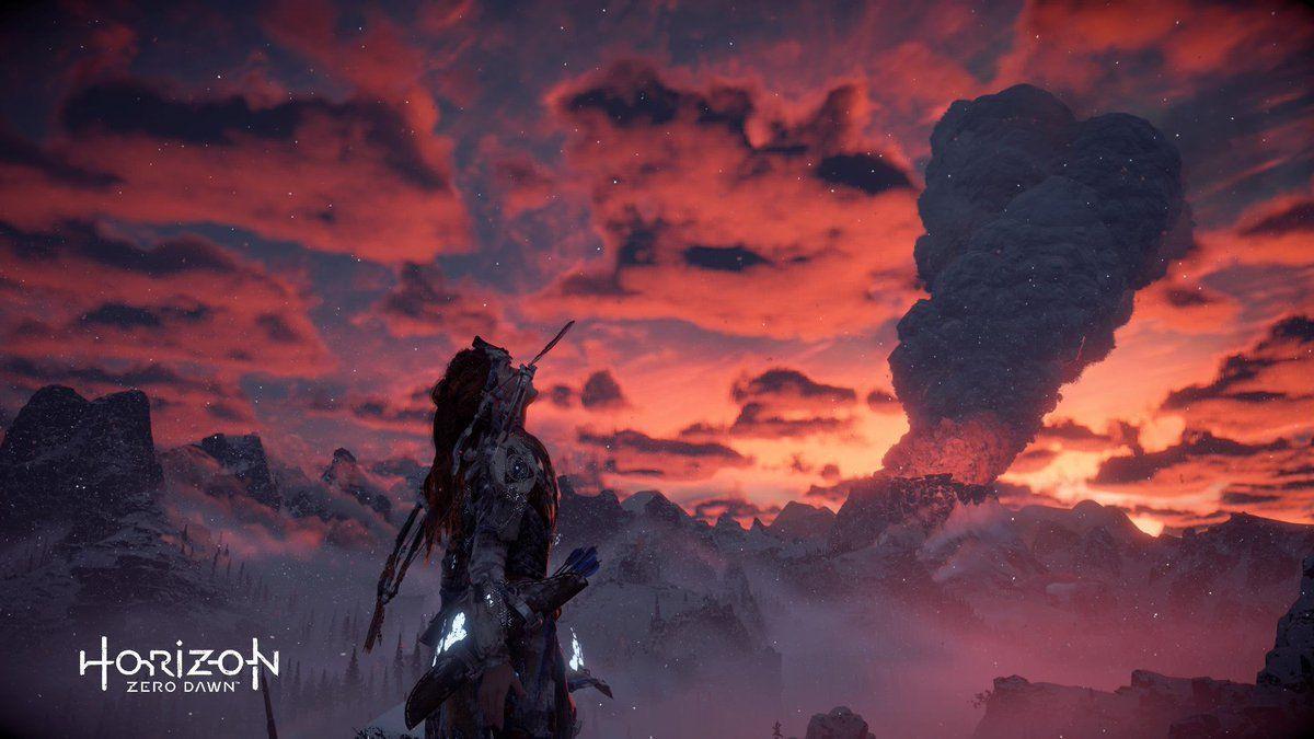 What Is Your Favourite New Machine In Horizon Zero Dawn The Frozen Wilds Horizonzerodawn Thefrozenwilds Horizon Zero Dawn Dawn Fan Art