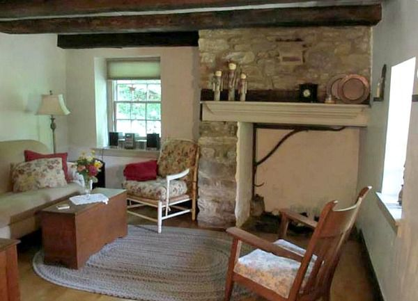 Olde Creek Cottage in PA (5)....check all interior exterior photos of this cottage on website