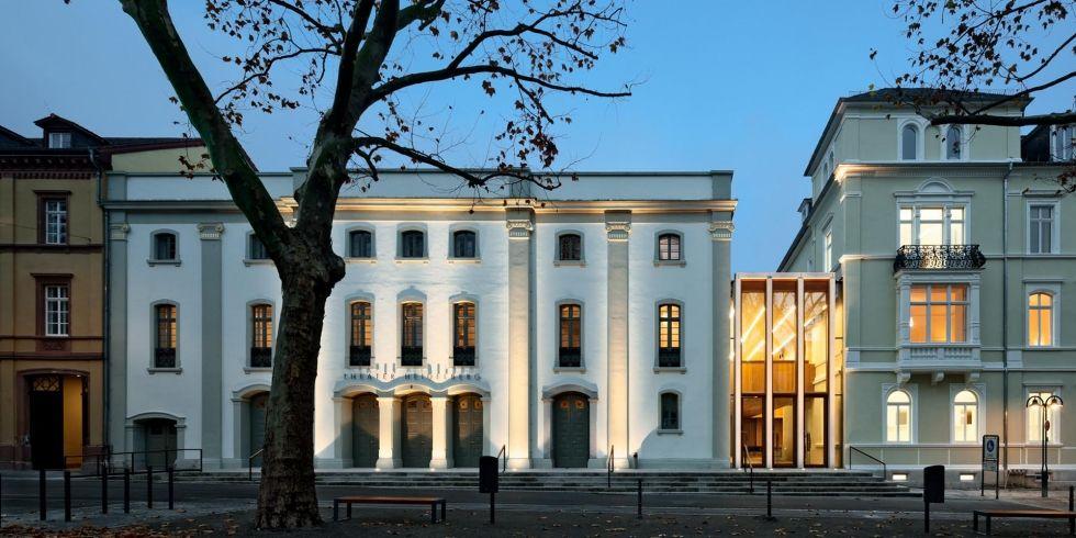 Willkommen | Waechter + Waechter Architekten BDA | Darmstadt