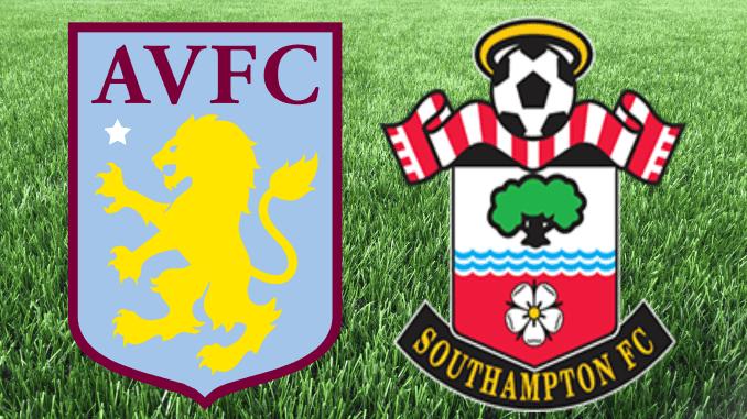 مشاهدة مباراة استون فيلا وساوثهامبتون بث مباشر اليوم 1 11 2020 في الدوري الانجليزي Southampton Aston Villa Gaming Logos
