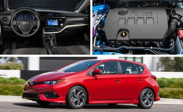 2016 Scion Im First Drive Review Car And Driver Scion Im
