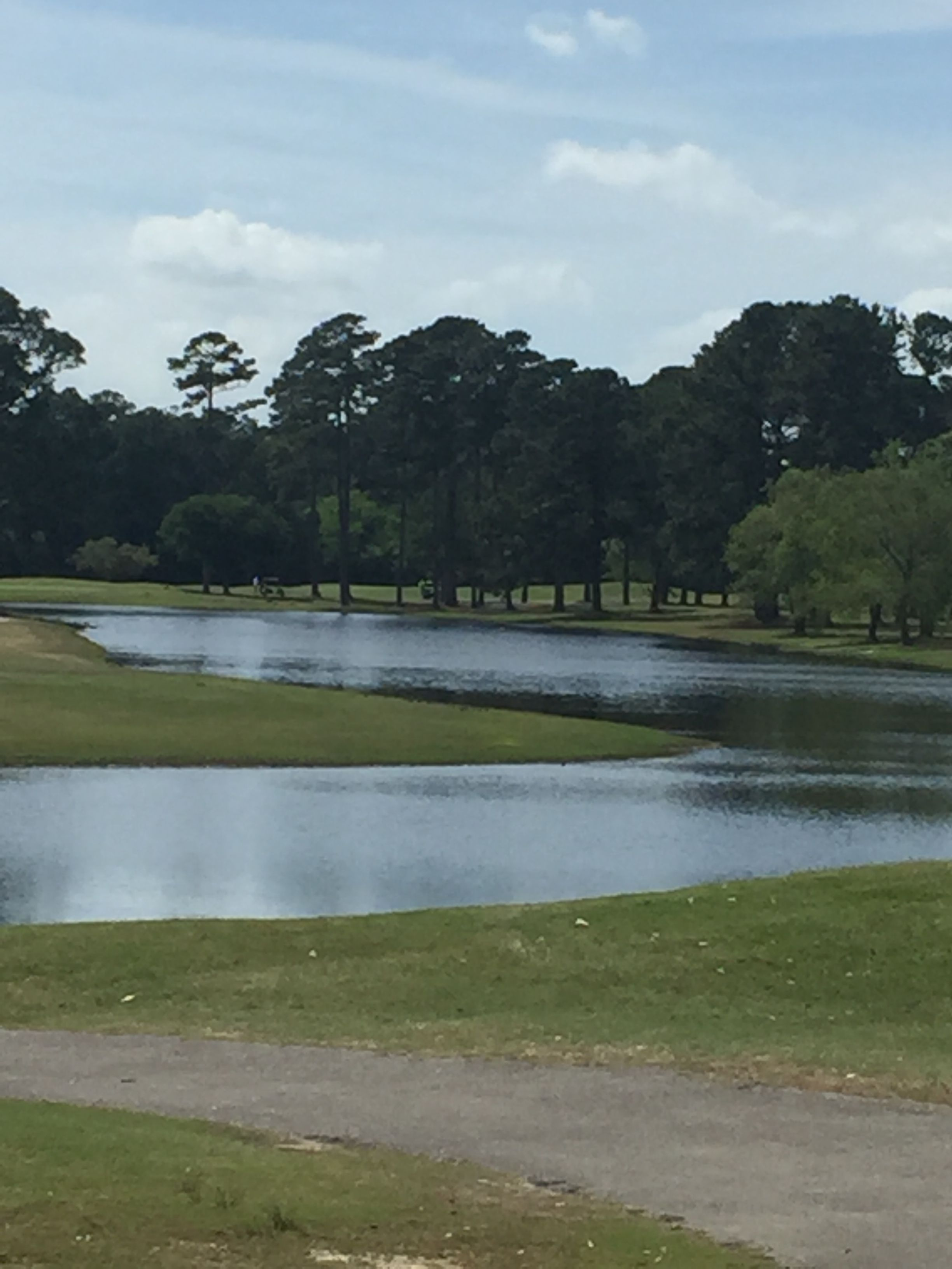 Seventh Hole Whispering Pines Myrtle Beach 2019 Myrtle Beach Golf Courses Outdoor