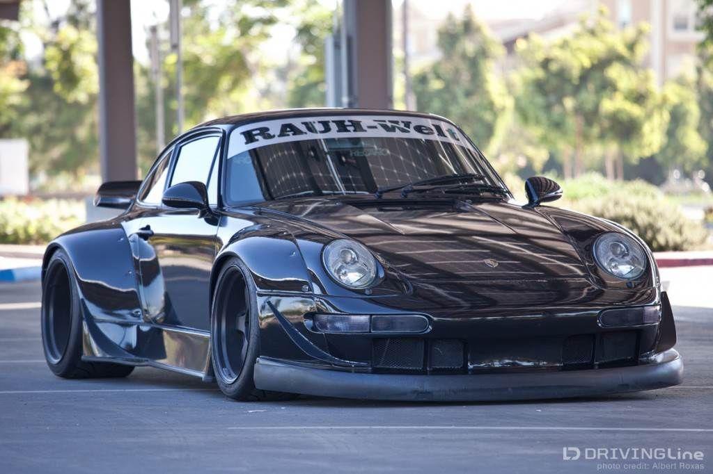 Rwb Porsche 993 Widebody Porsche 993 Porsche Slammed Cars