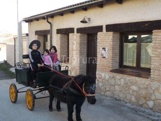 La Casa de Los Pollos,Casas rurales (alquiler íntegro),Turrubuelo,Boceguillas,Segovia,España