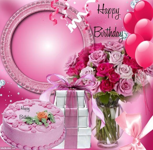 By Mima Kitic HAPPY BIRTHDAY Pinterest Birthdays and Happy - birthday greetings template