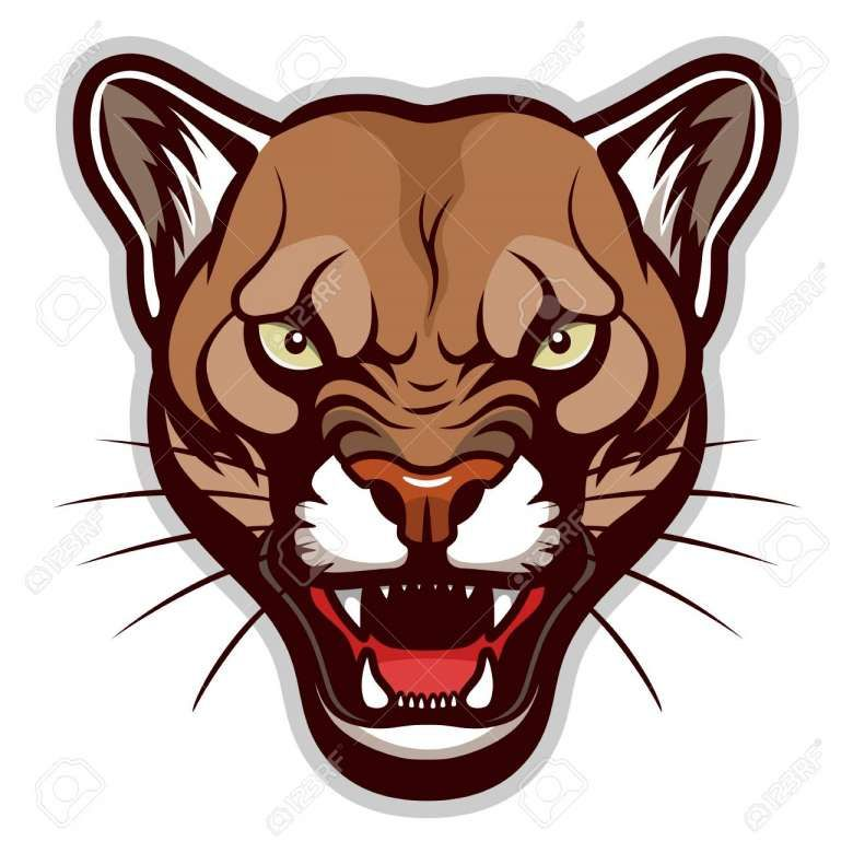 Download Hd Mountain Lion Clipart Gold Lion Lion Logo Png Hd Transparent Png And Use The Free Clipart For Your Creative Pro Lion Movie Lion Logo Lion Clipart