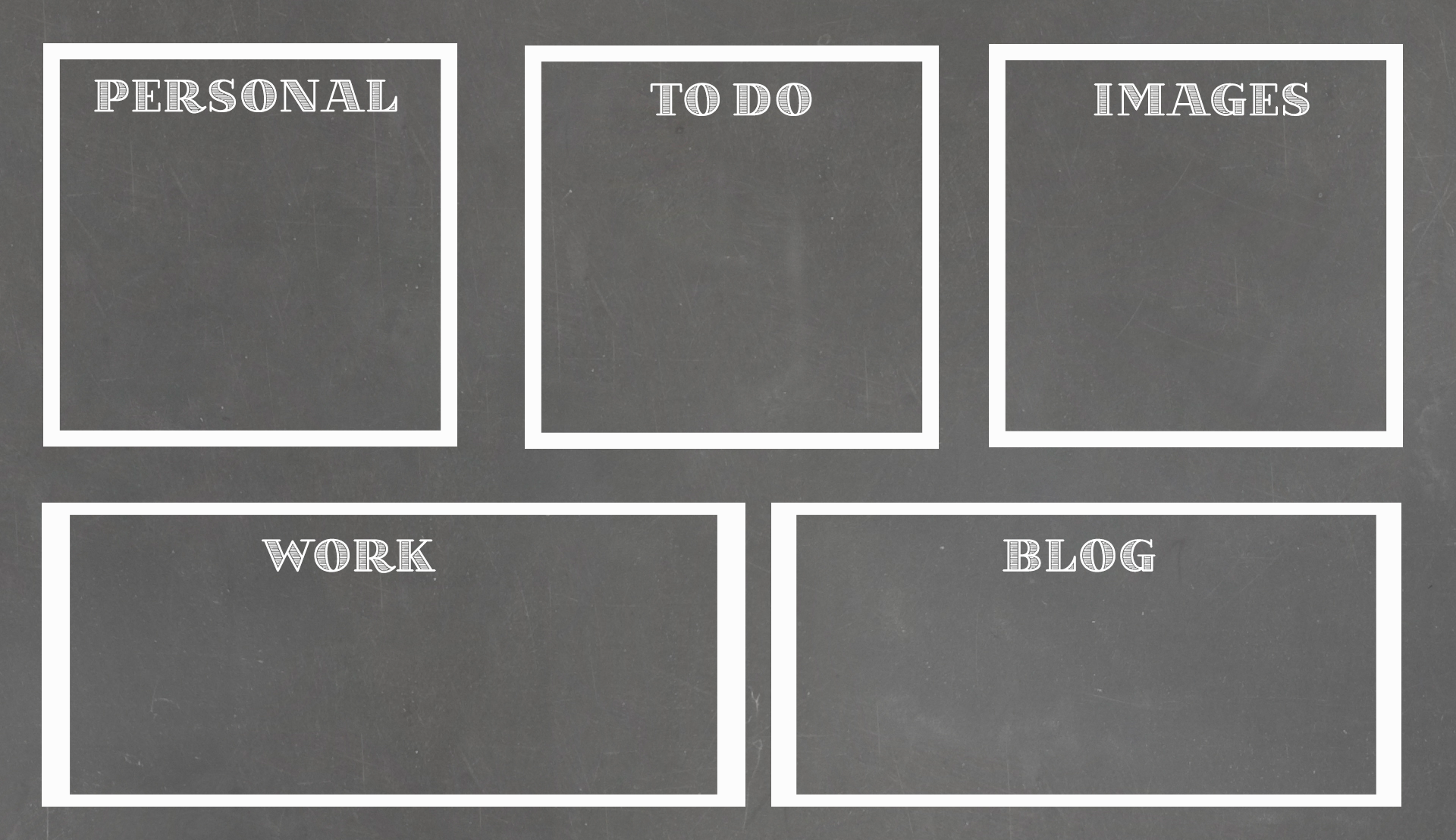Chalkboard Desktop Organizer Wallpaper Background Desktop Organization Desktop Wallpaper Organizer Chic Organization