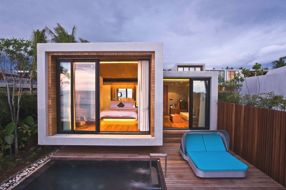 The 'Luxury Casa de la Flora Resort' located in Khao Lak, Thailand - Designed by VaSLab Architecture