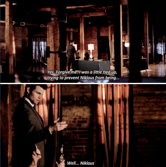 """#TheOriginals 2x15 """"They All Asked for You"""" - Elijah"""