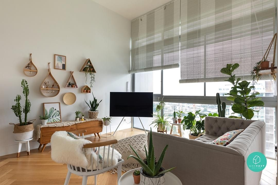 You'll Want to Copy Every Inch of This Airy, Leafy Resale