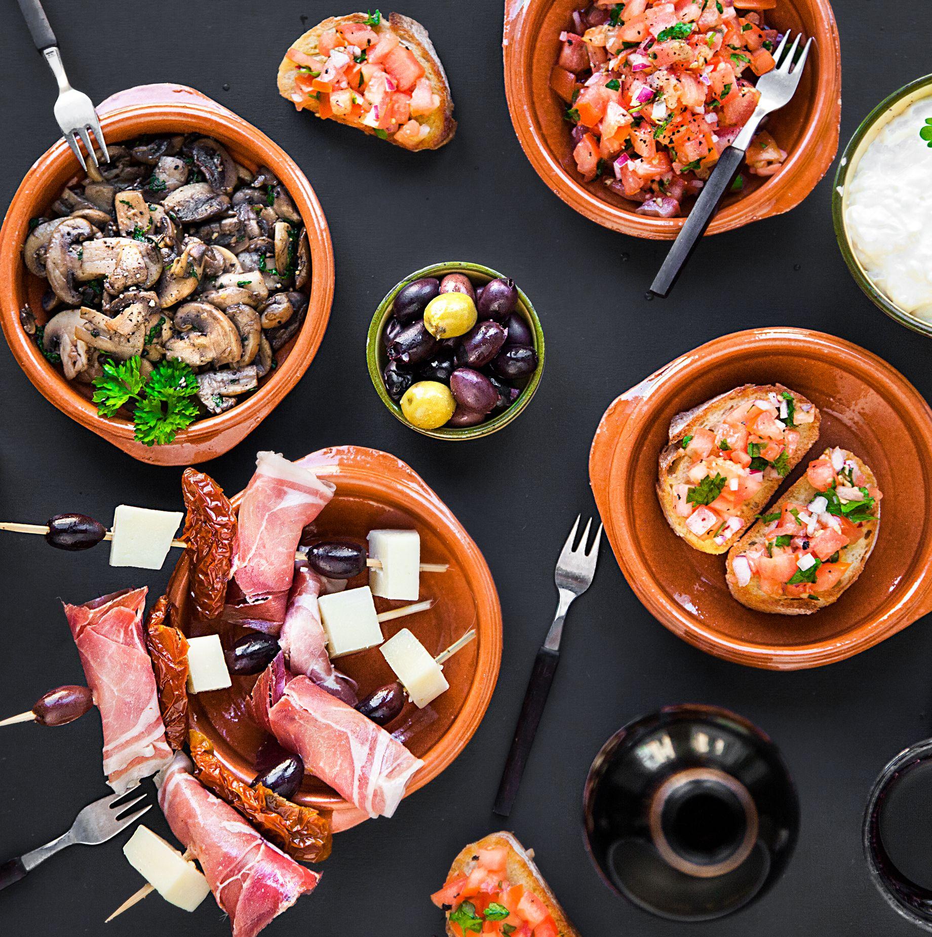 Latinamerikansk mat recept