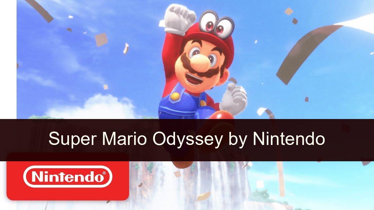 Super Mario Odyssey Game Super Mario Odyssey Mario Odyssey Super Mario