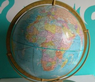 When i was in new mexico last week i noticed that my grandparents vintage globe lucas needs one gumiabroncs Choice Image