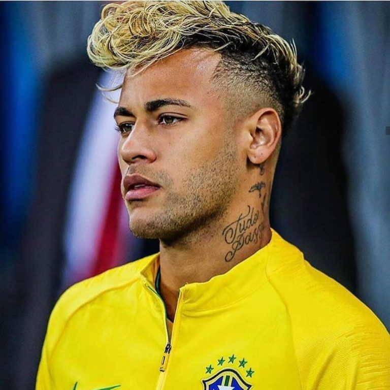 Neymar Haircut 2018 Neymar Jr Hairstyle Neymar Jr Neymar Football
