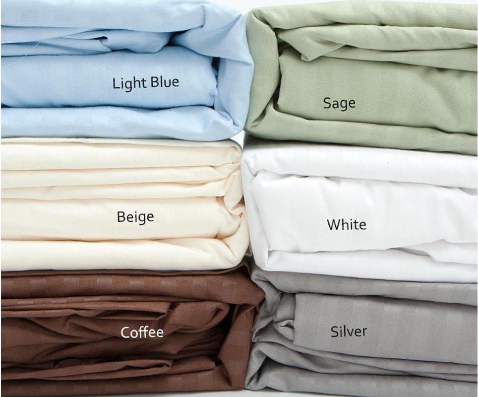 queen fitted sheet cotton deep pocket