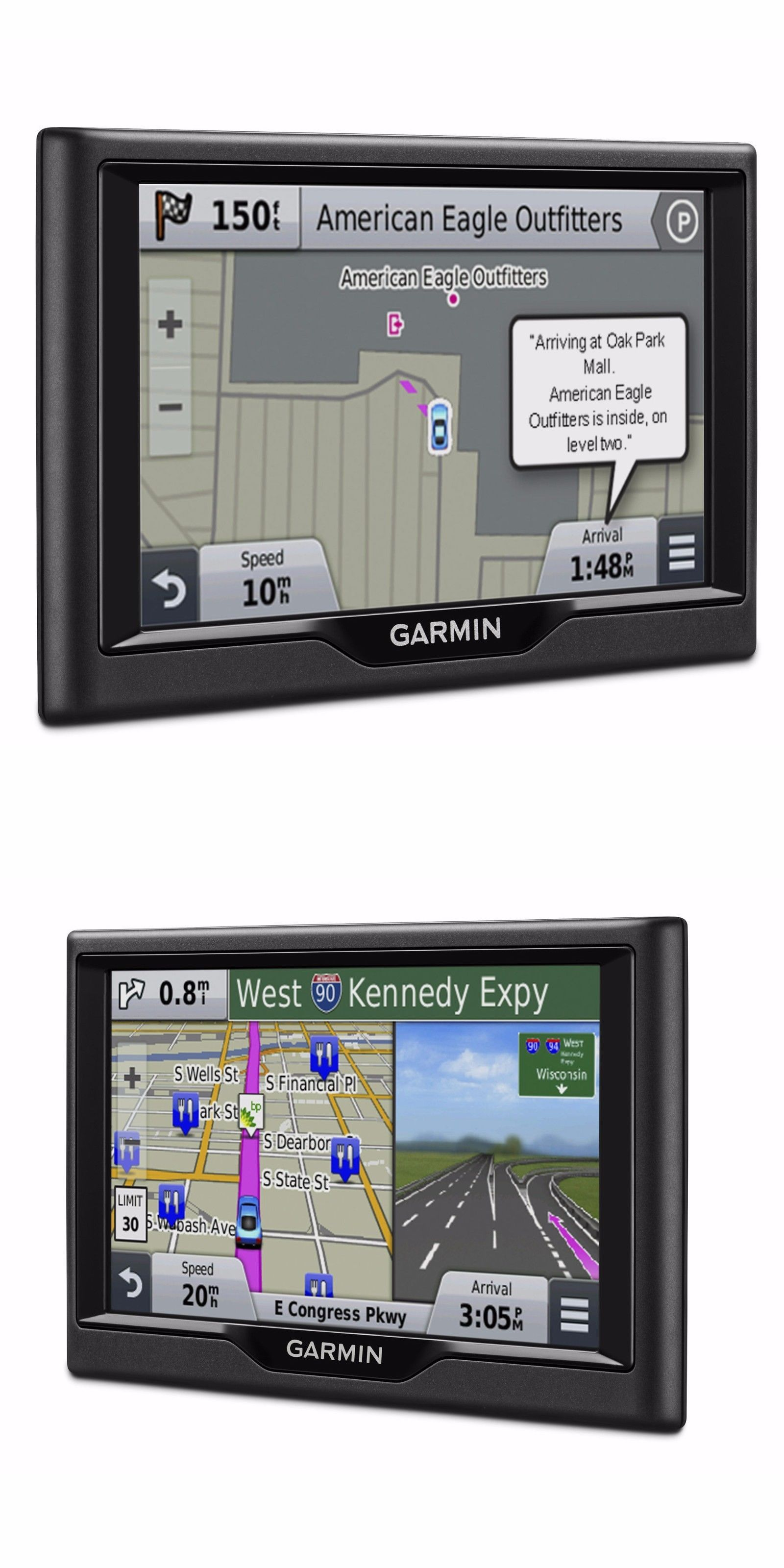 Gps units garmin nuvi 57lm 5 gps navigation system with lifetime map updates