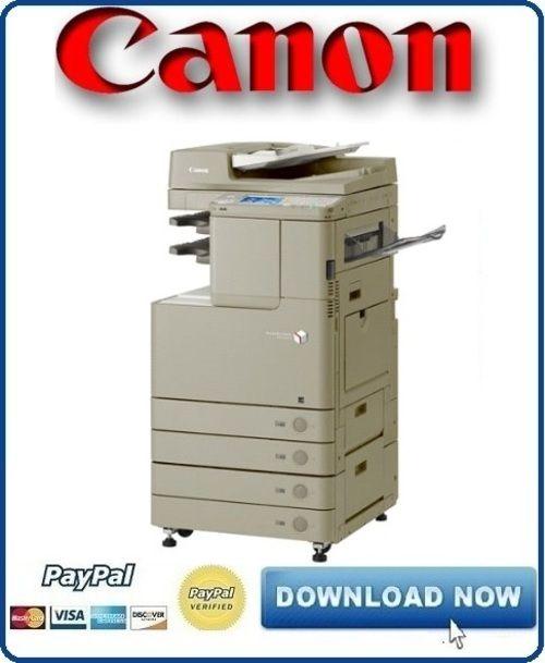 canon ir 1200 ir 1300 copier service manual