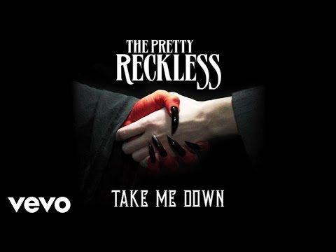 The Pretty Reckless Take Me Down Audio