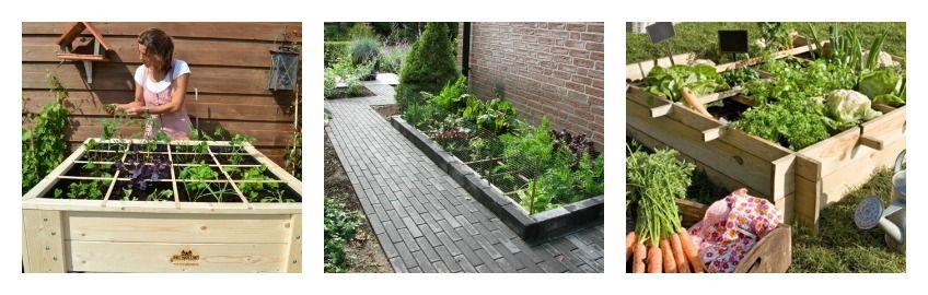 Tuin idee n 2 de makkelijke en kleine moestuin tuinprojecten pinterest container - Tuin ideeen ...