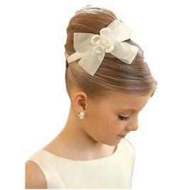 Streamers Flower Girl Tulle Headband