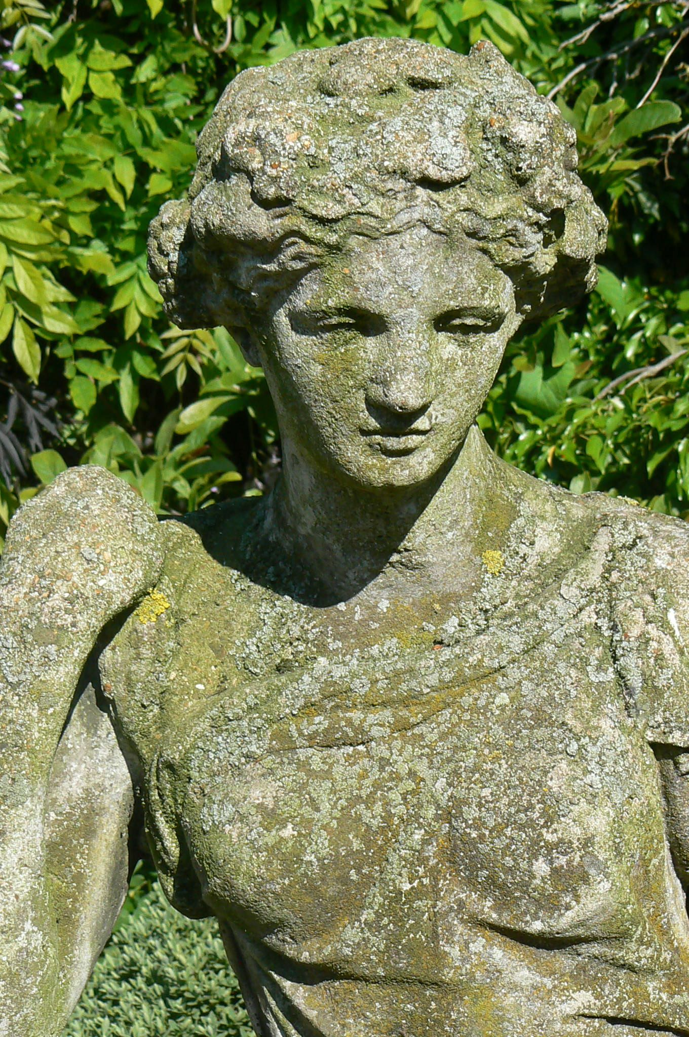 Etonnant Old Garden Statues : History Of Garden Statues And Decoration .
