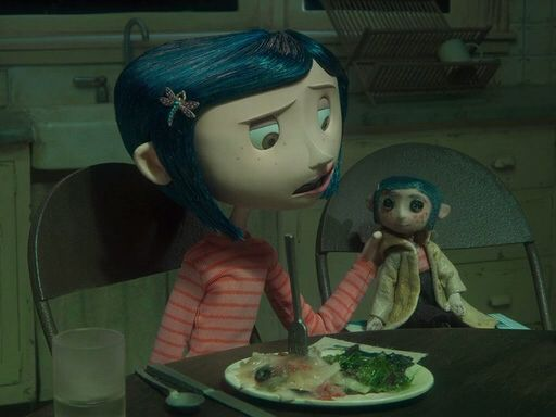 """""""think they're trying to poison me?"""" Coraline Coraline"""