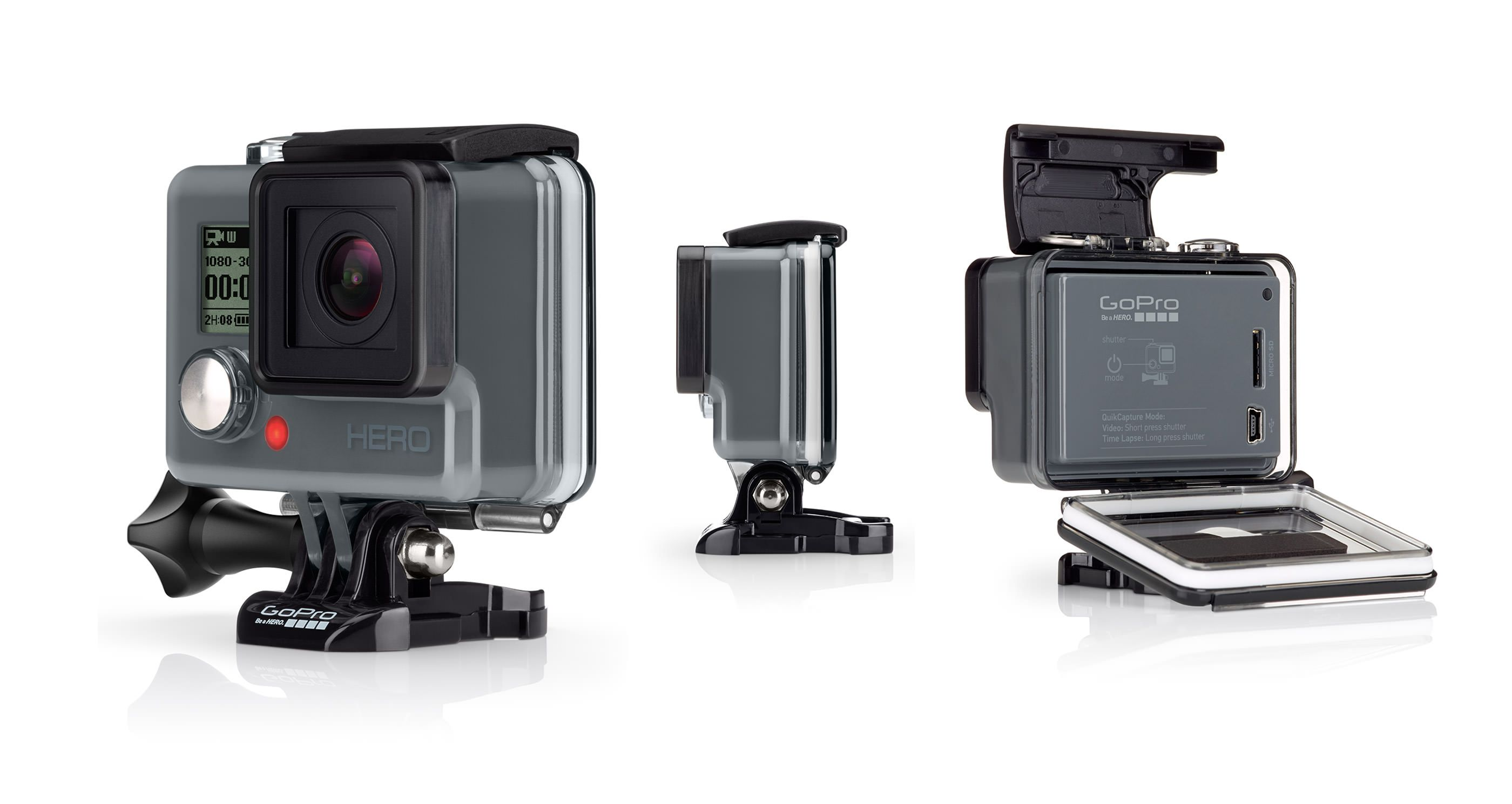 Save 100 On The Gopro Hero 8 Black In This Brilliant Black Friday Bundle In 2020 Gopro Gopro Hero Black Friday