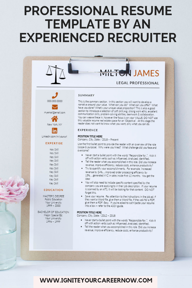 Classic Resume Template Downloadable Lawyer Cv Template Resume