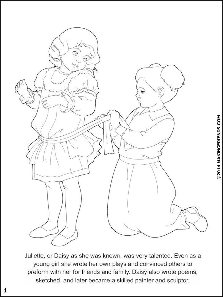 Juliette Low Playwrite Girl Scout Swap Girl Scouts Boy Scouts