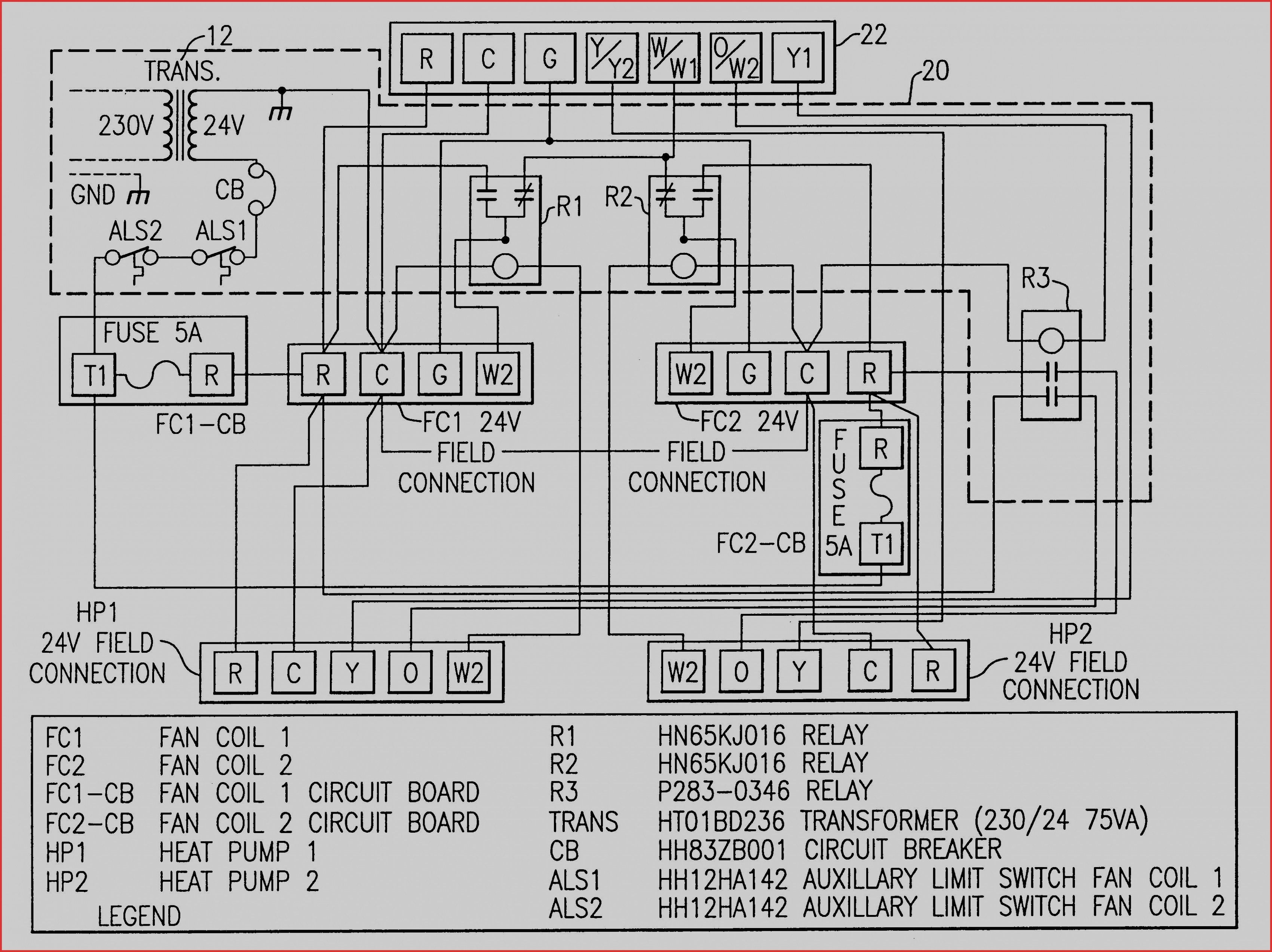 New Wiring Diagram Ruud Ac Unit Aire Acondicionado Acondicionado