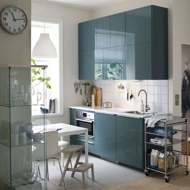 Cucine Ikea 2018 - Cucine salvaspazio Ikea | Kitchen utensils ...