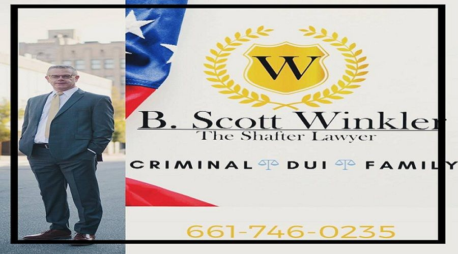 Law Offices of B. Scott Winkler is a Criminal Defense Law