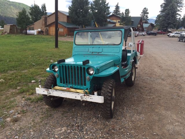 Willys Jeep Needs Parts Including A Lift Kit 4wd Nation