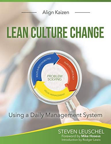 Download Pdf Lean Culture Change Using A Daily Management System Free Epub Mobi Ebooks Books To Read Online Free Books Online Ebooks