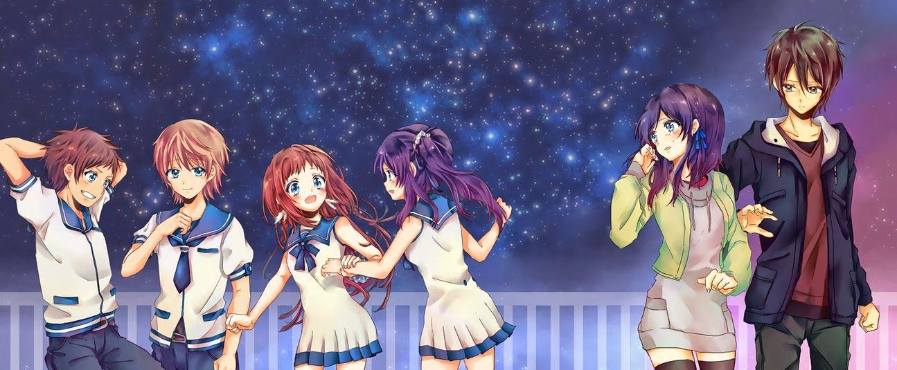 Nagi No Asukara Anime Wallpaper HD