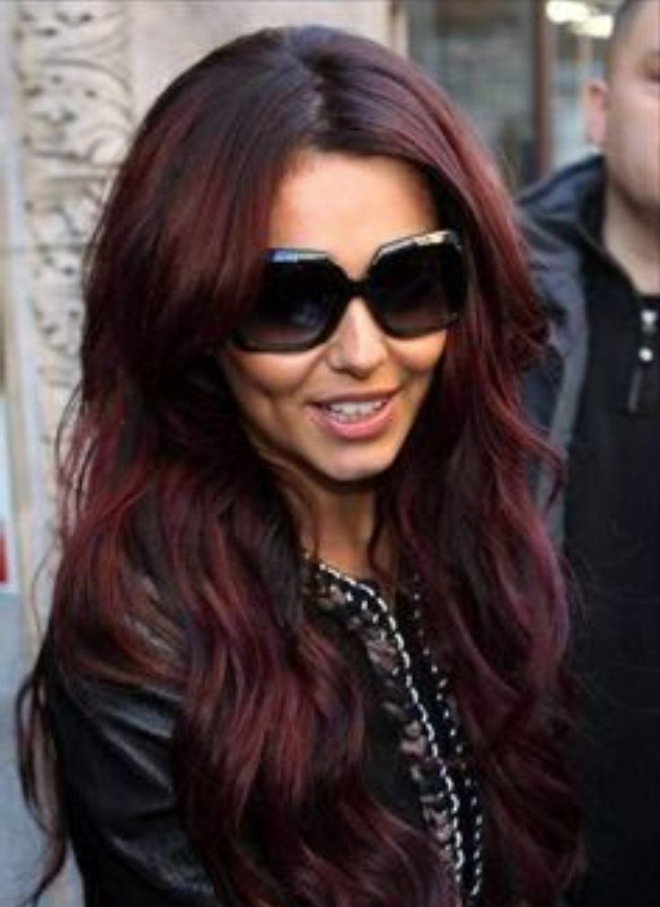 dark red hair color ideas pinterest | My Style | Pinterest | Dark ...