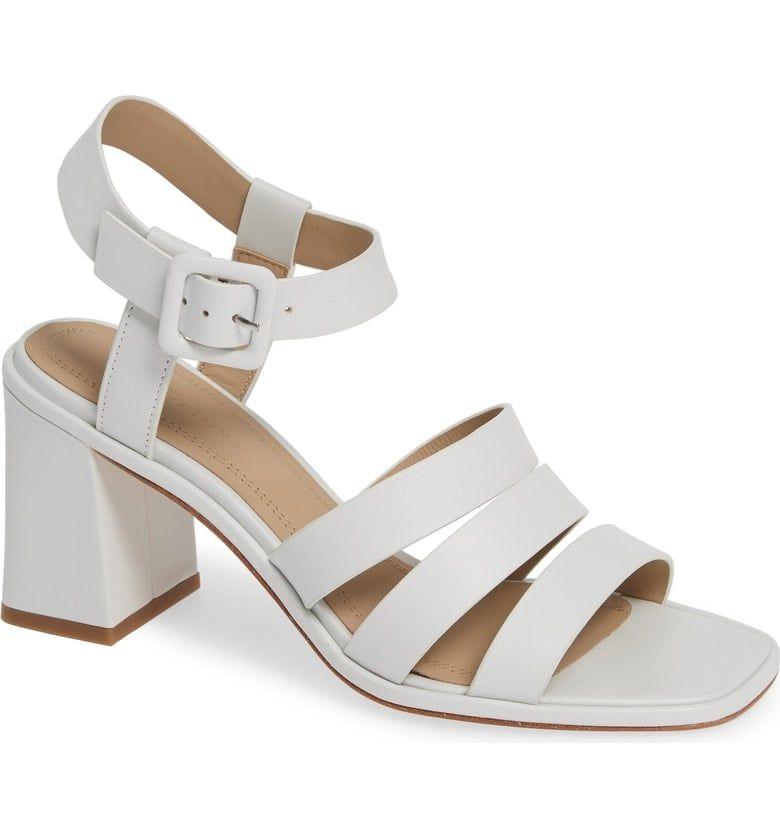 Bridal Shoes At Nordstrom: Nordstrom Signature Livia Block Heel Sandals