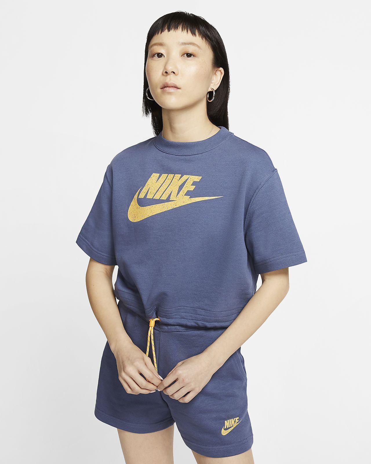 Nike Sportswear Icon Clash Women's ShortSleeve Top (Plus