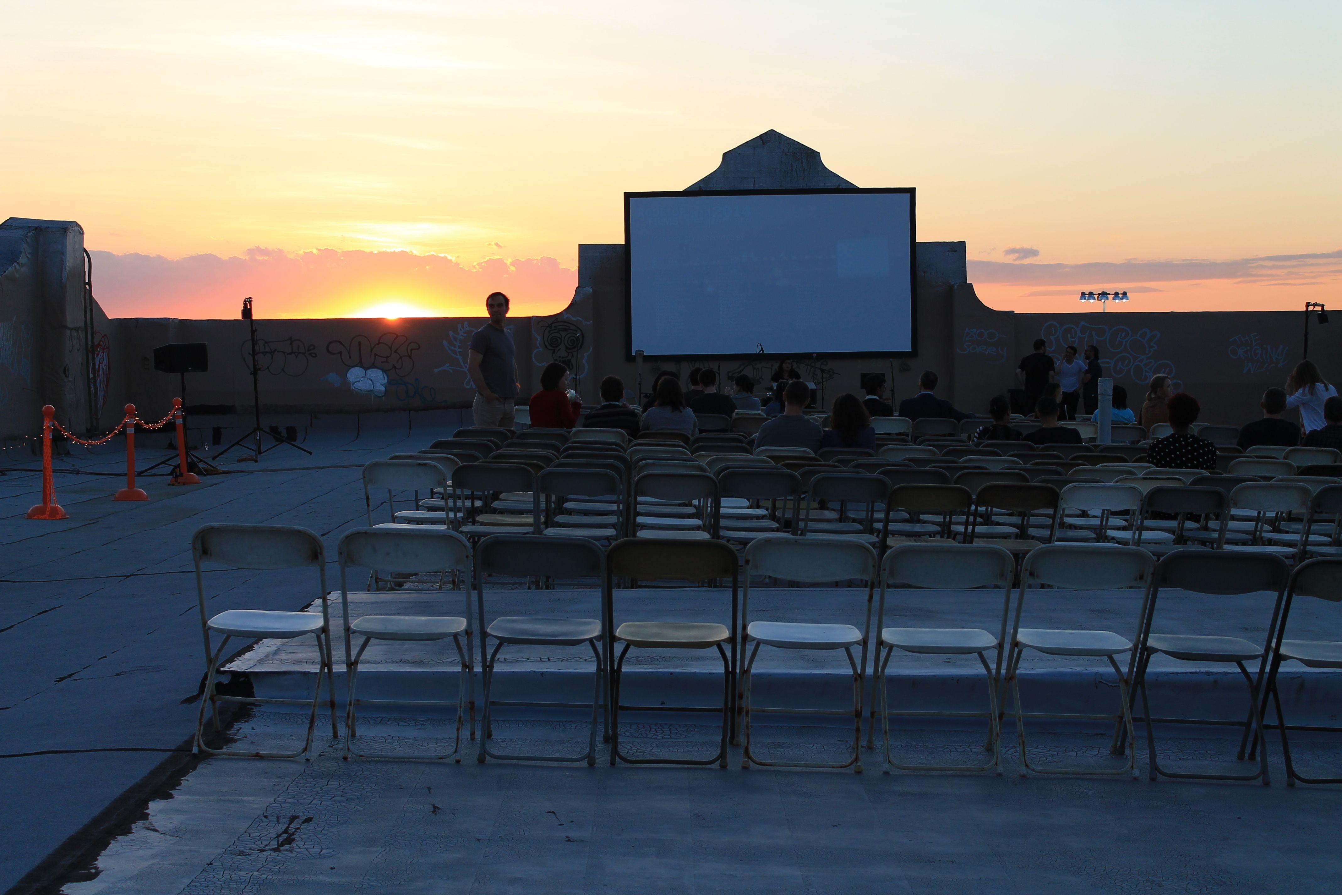 industrycity sunsetpark brooklyn rooftopfilms